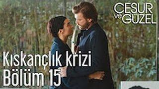 cesur ve guzel episode 15 english this lie