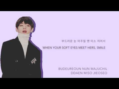 BTS V - 'The Manual (너 사용법)' (Cover) [Han|Rom|Eng lyrics]