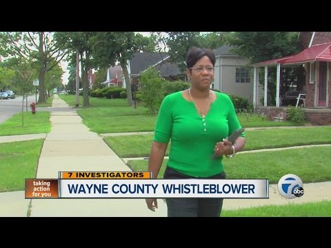 Jail cell porn business and questionable Wayne County jail hire to be focus of whistleblower trial