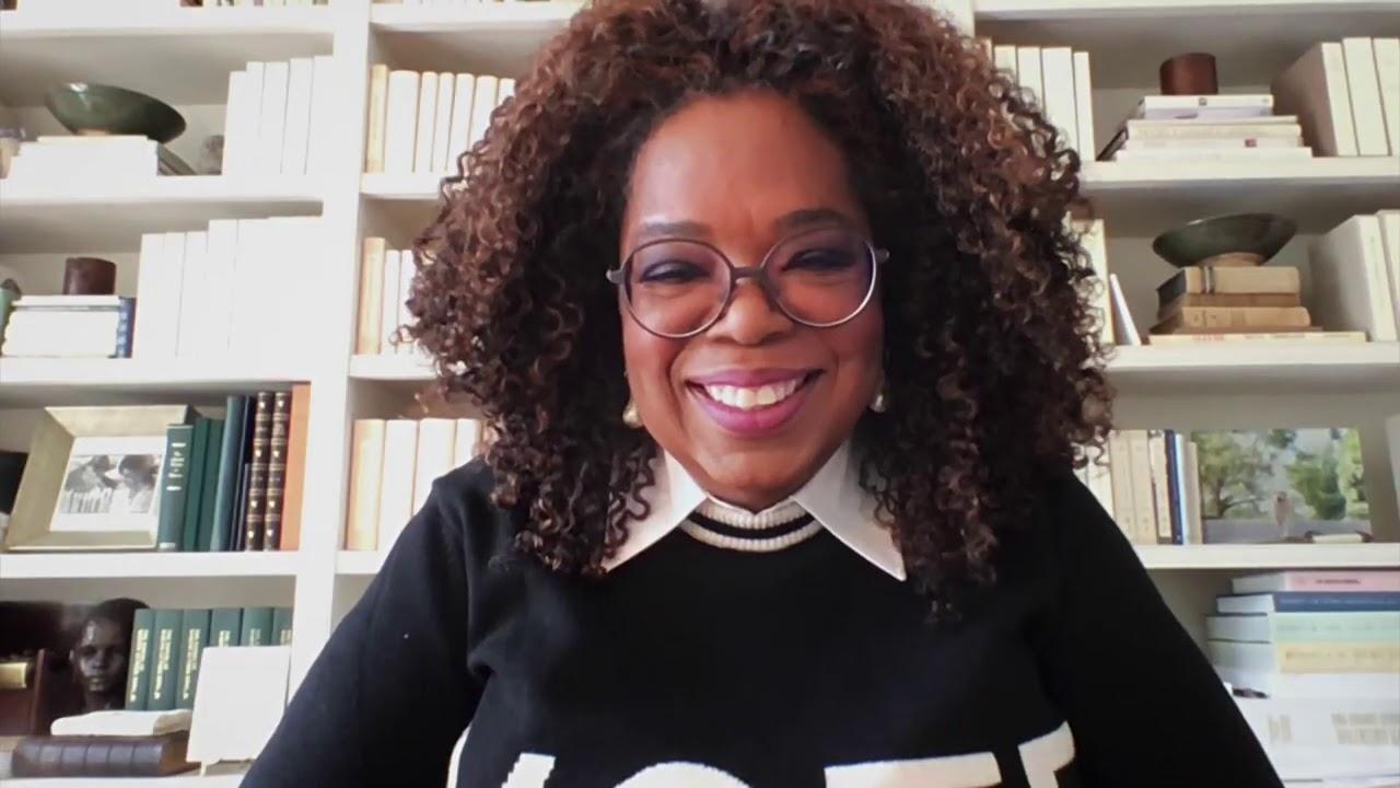 Oprah Surprises Business Owners On Oprah's Favorite Things 2020