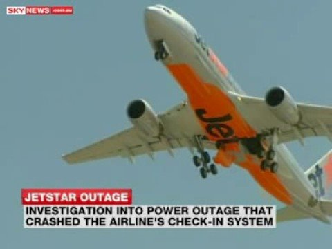 Jetstar Glitch Causes Flight Delays