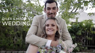 Tyler & Maddi's Wedding