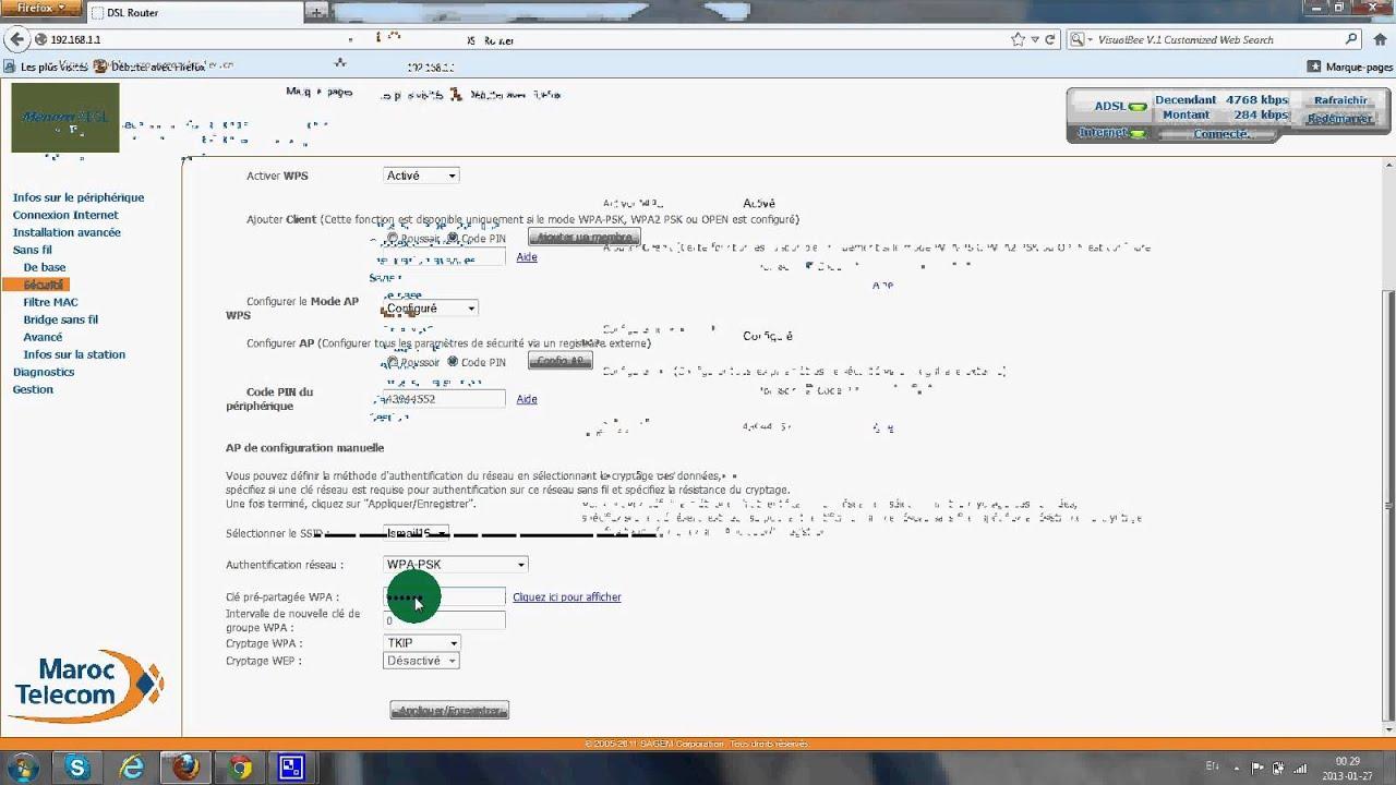 change password sagem f st 1704 youtube rh youtube com Comcast Wireless Modem Wireless Modem Router
