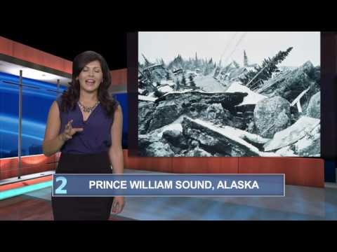 5 strongest earthquakes ever recorded in history