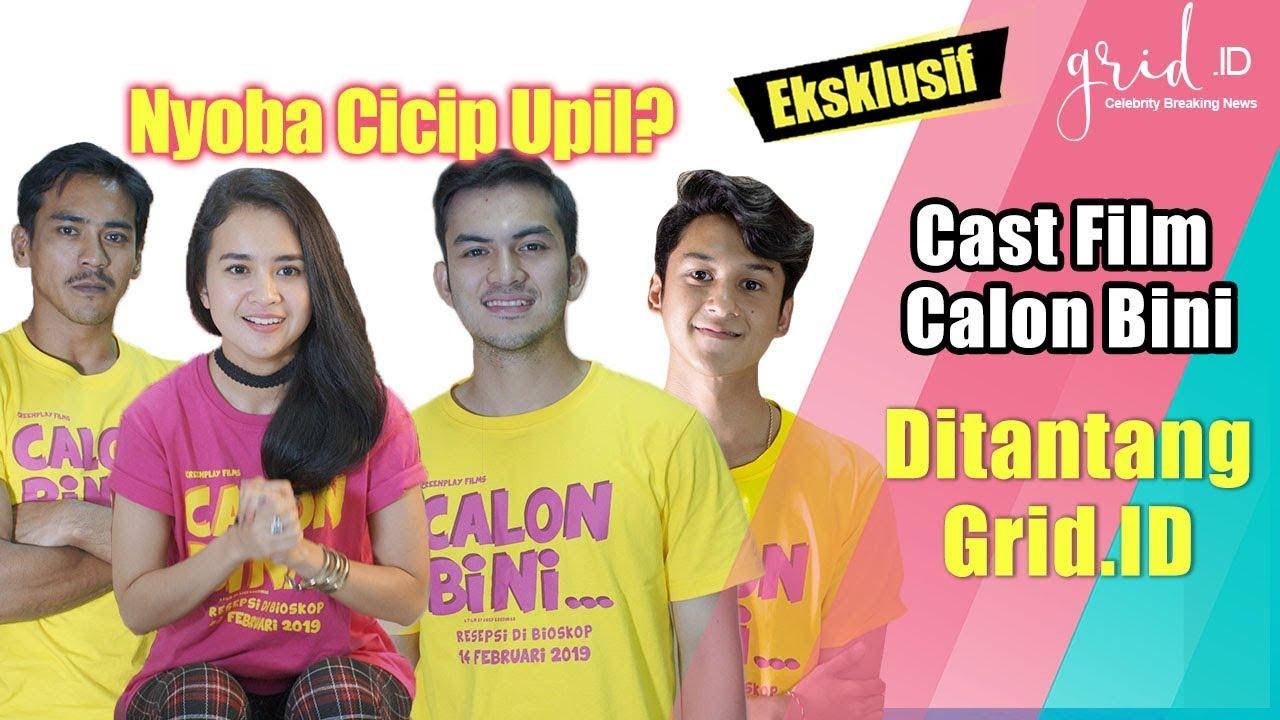 Download PART II Cicip Upil? Rizky Nazar Michelle Ziudith, Dian Sigit, Anthonio Blanco CAST FILM CALON BINI