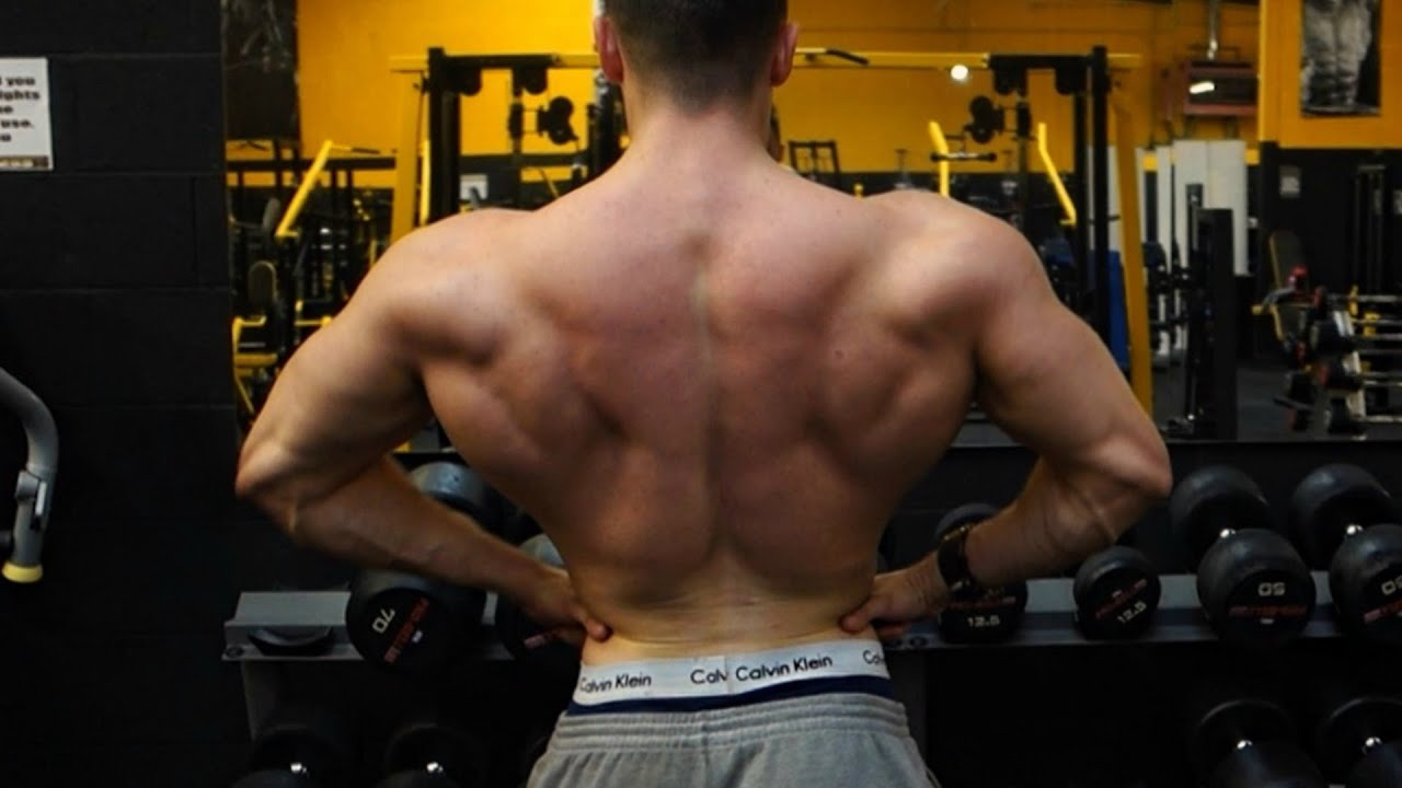 The SECRET to Building Muscle with Brandon Harding - YouTube