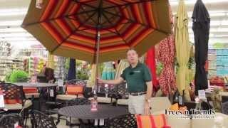 Market Umbrella Overview - Trees n Trends - Unique Home Decor Thumbnail