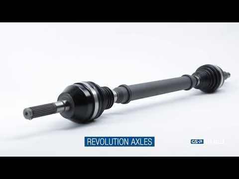 GSP XTV Revolution Axles