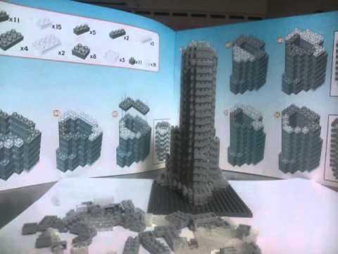 Lego: Burj Khalifa Tower
