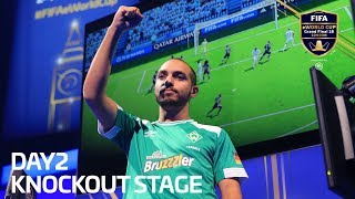 FIFA eWorld Cup 2018 - Play-offs (English Commentary)