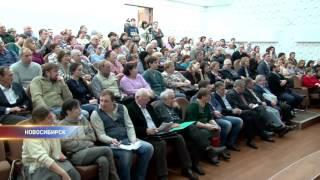 Жители Нижней Ельцовки против строительства Восточного обхода через свой район