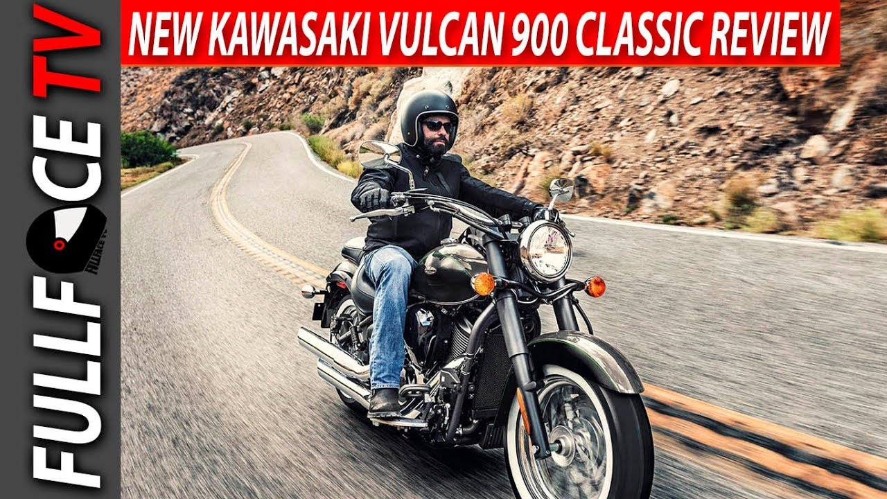 2017 Kawasaki Vulcan 900 Classic Review and Specs - YouTube