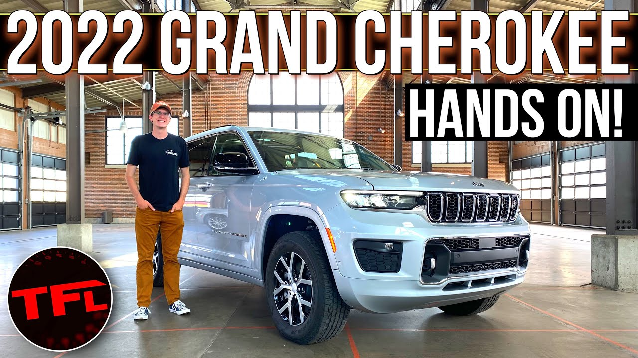 Download Is The All New 2022 Jeep Grand Cherokee L Better Than The Ford Explorer? I Get Hands On To Find Out!
