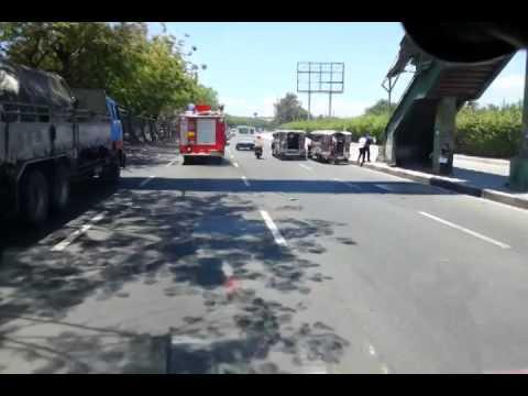 10-70 @ Fort Bonifacio Taguig - 3rd Alarm 050714