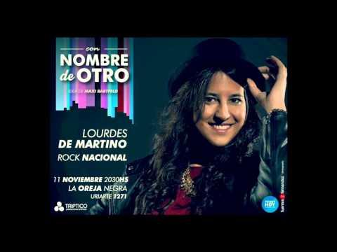 Spot radio Lourdes De Martino