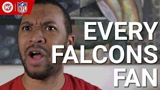 Every Fan In 90 Seconds | Atlanta Falcons