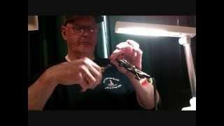 Gordon MacKinnon,s  Shrimp Fly (Dieppe Fly Fishing Forum).
