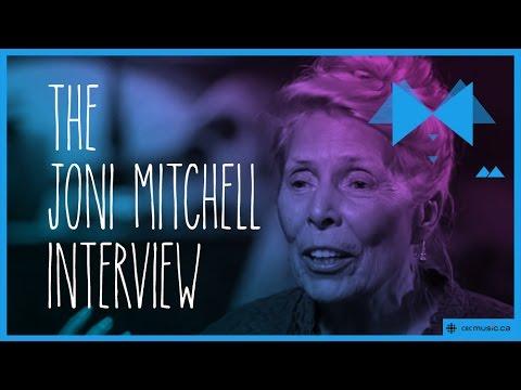 Joni Mitchell on Bob Dylan