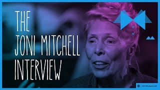 Joni Mitchell on Bob Dylan