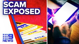 Australian Federal Police expose fraud ring | 9 News Australia