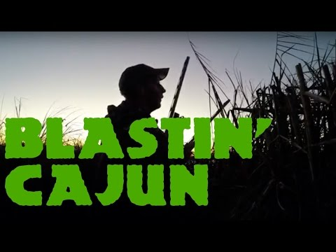 Blastin Cajun Hunting For Ducks In Southwest Louisiana