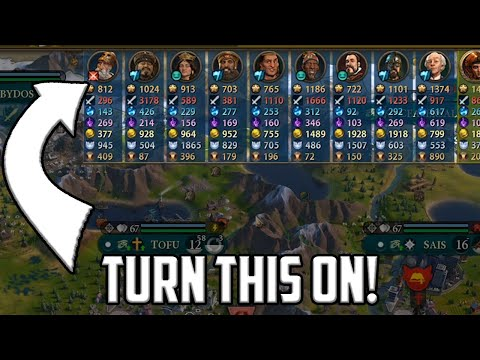 7 Tips in Civ 6 that no one talks about
