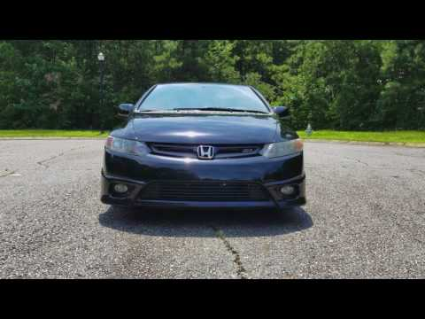 2008 Honda Civic Si Review | WeLikeCars