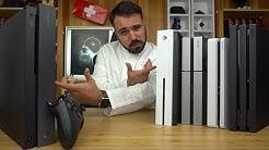 Lohnt sich der Umstieg? Xbox One X Project Scorpio Edition - Dr. UnboxKing - Deutsch