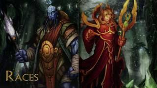 Аудиокнига Warcraft, серия Война Древних, книга Источник Вечности, глава 8.