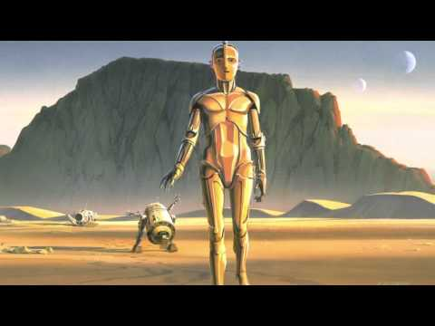 What Made Anthony Daniels Agree to Play C-3PO?