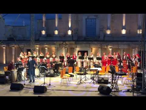 Skiller & The Mystery of Bulgarian Voices live @ Plovdiv Amphitheater, 8 June 2017