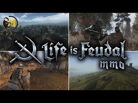 Life is Feudal: MMO [Reverb Games 5hr Review]