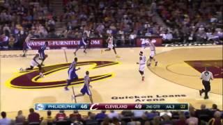 Philadelphia 76ers vs cleveland cavaliers | november 6, 2015 | nba 2015-16 season
