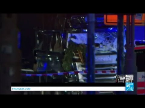 """Attentat de Berlin : Anis Amri, un ressortissant tunisien """"recherché dans toute l'Europe""""de YouTube · Durée:  42 secondes"""