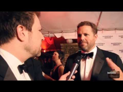 David Denman interview - YouTube