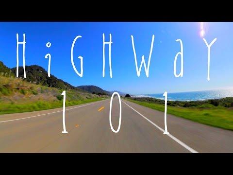 Seattle to Los Angeles via Highway 101