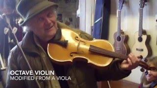 Octave Violin: Very Cool Viola Conversion