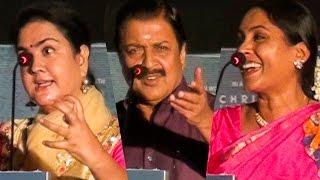 Urvashi shares funny experience working on Suriya-Jyothika film