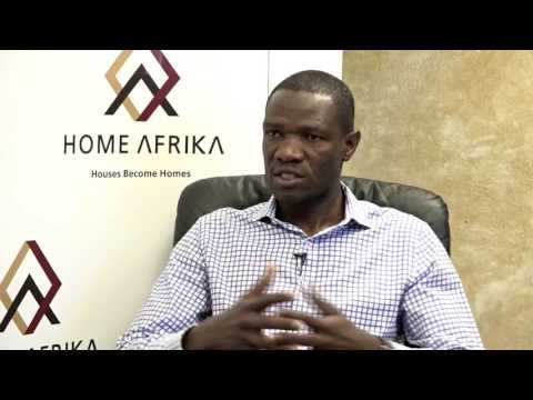 Think Tv talks to Mr Dan Awendo the Managing Director HomeAfrika Part 1