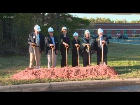Local college breaks ground on new building