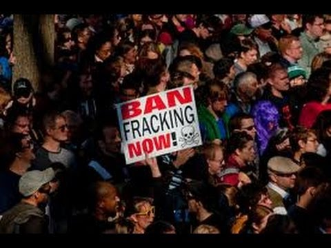 Fracking and the Conspiracy behind it!