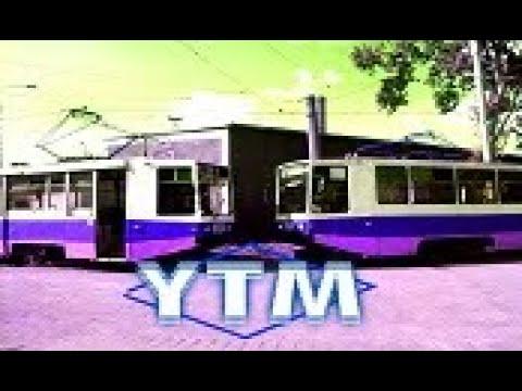 Уфимский трамвай.Маршрут: 5 / Ufa tram.Route:5