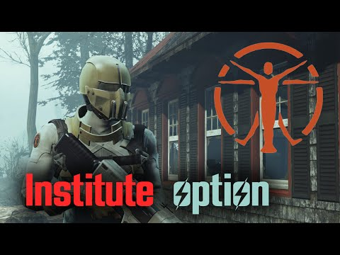Fallout 4 - Far Harbor - Institute Reclaims synths of Acadia