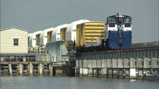 Space Shuttle Era: NASA Railroad Keeps Boosters on Track