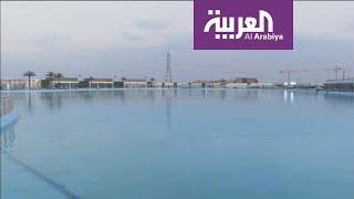 صباح العربية | نافورة تتراقص فرحا بموسم الرياض