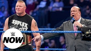 Cain Velasquez & Rey Mysterio react to Brock Lesnar's heinous attack: WWE Now