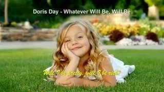 Video Doris Day - Que Sera, Sera (Whatever Will Be, Will Be) Jorge Yuk - Legenda em Inglês download MP3, 3GP, MP4, WEBM, AVI, FLV September 2017