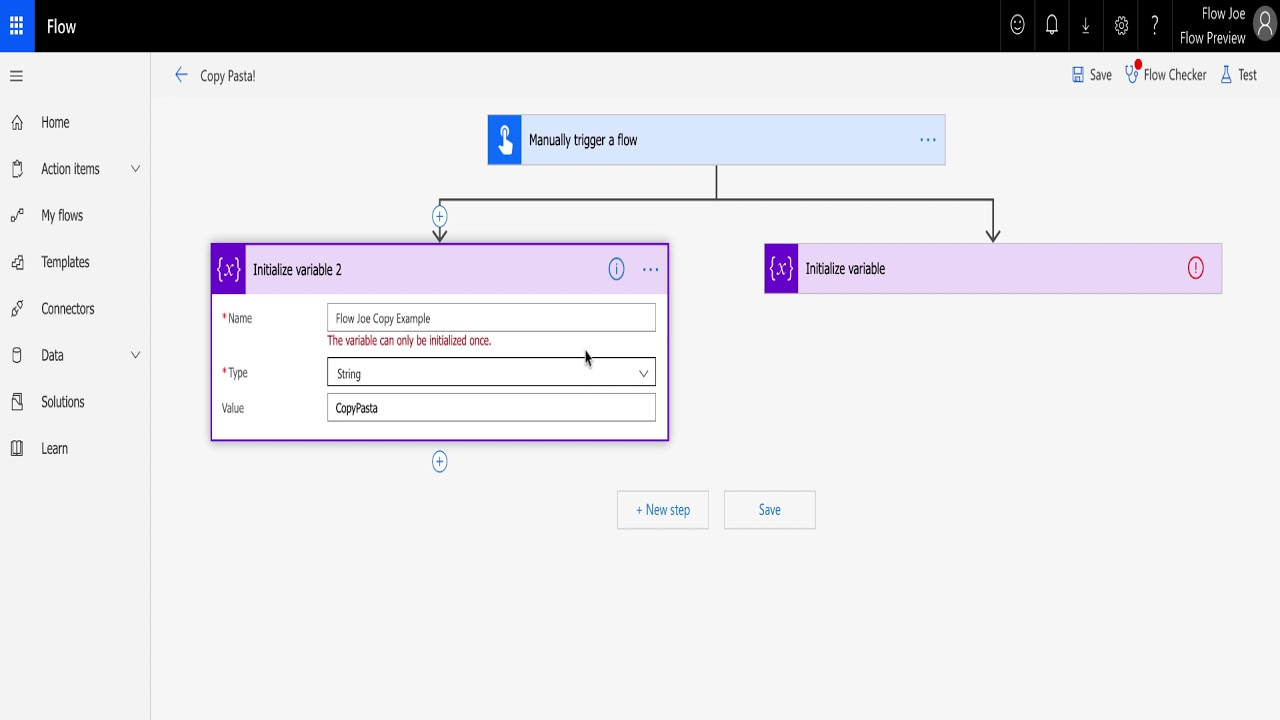An Introduction To Copy Paste In Power Automate Microsoft Flow Flowjoe Io The statement read in part: an introduction to copy paste in
