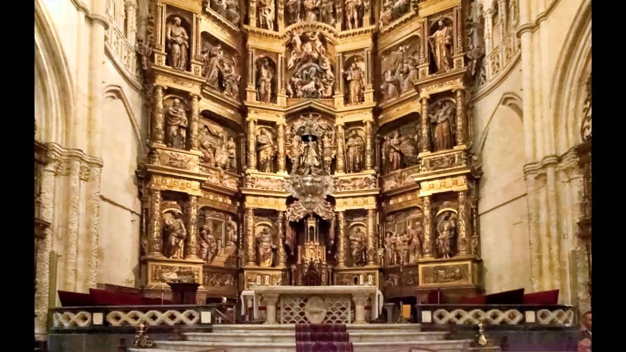 Burgos Cathedral - YouTube  Burgos Cathedra...