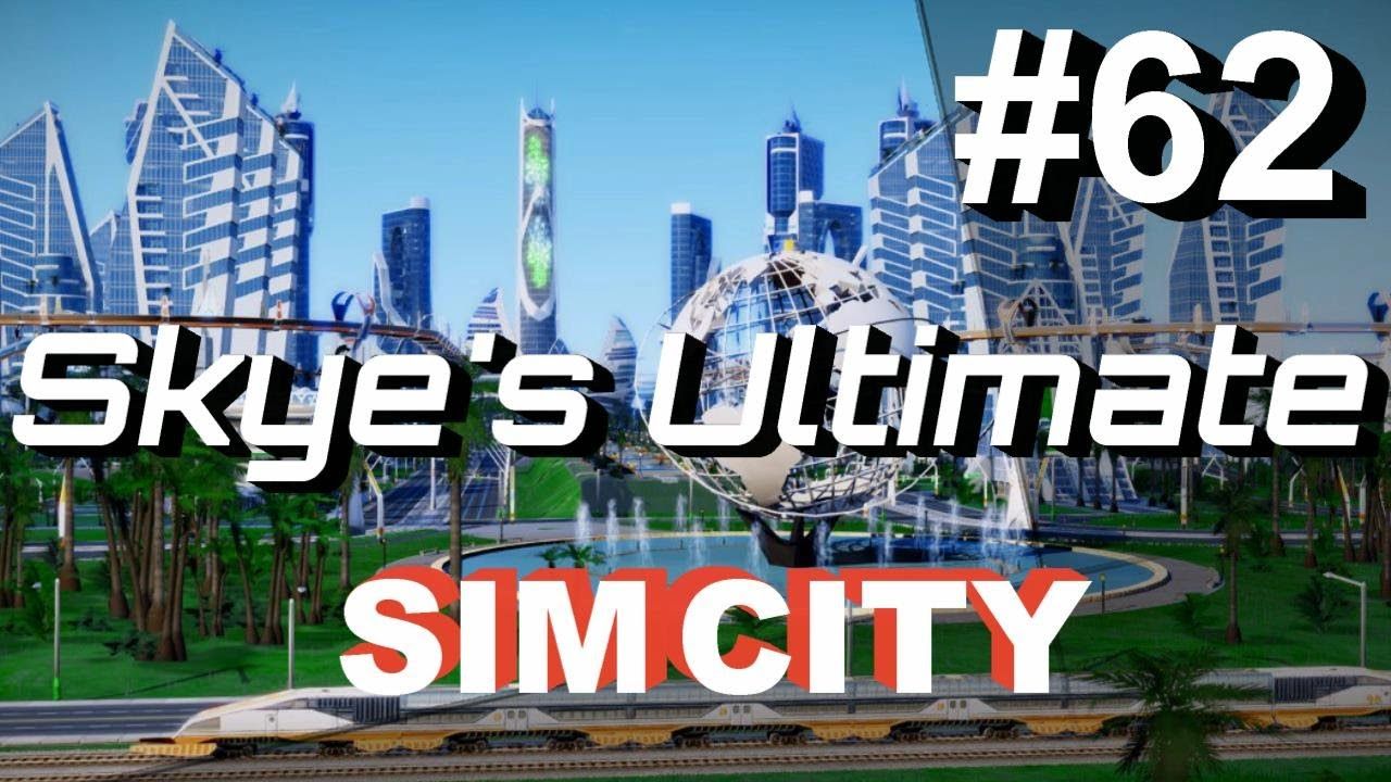 ★ SimCity 5 (2013) #62 - Problems with Hotels and Casinos - Skye's Let's  Play SimCity